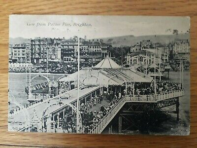 £5 • Buy View From Palace Pier, Brighton Postcard