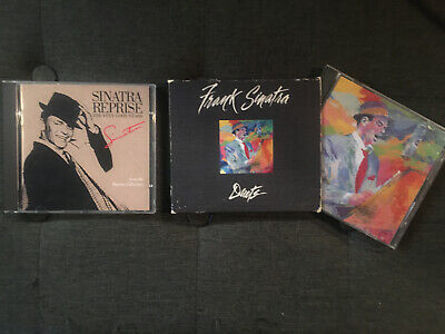 $ CDN5.60 • Buy Frank Sinatra Lot Of 2 CDs:Sinatra Reprise The Very Good Years 1991 & Duets 1993