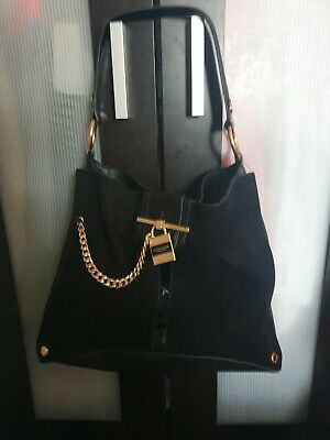 £5 • Buy River Island Tote Bag With Chain And Padlock Detail