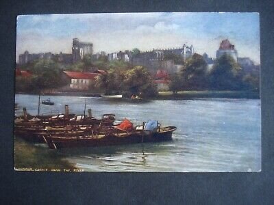 £0.99 • Buy Unused Colour Post Card Windsor Castle From The River