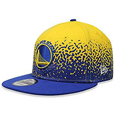 £18.99 • Buy New Era 9FIFTY Golden State Warriors Cap NBA Hat Blue Snapback One Size Snap