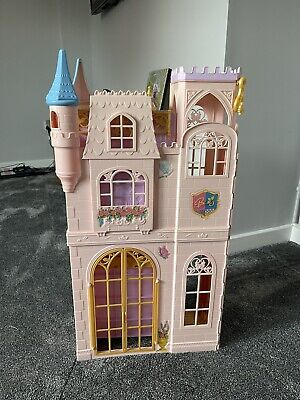 £100 • Buy RARE - Barbie Princess And The Pauper Castle With Parts - Fantasy Palace