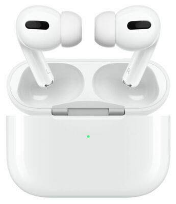 $ CDN230.27 • Buy Apple AirPods Pro With Wireless Charging Case White MWP22AM/A Factory Sealed NEW