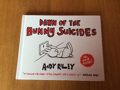 £1.10 • Buy Dawn Of The Bunny Suicides By Andy Riley Hardback Book