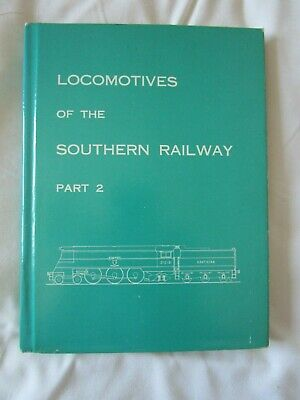 £7.99 • Buy LOCOMOTIVES OF THE SOUTHERN RAILWAY Part 2 ~ Bradley. RCTS
