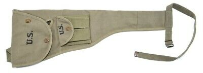 $39.99 • Buy US WWII M1 Carbine Canvas Paratrooper Jump Case With Magazine Pouch  JT&L 1944