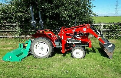 £5000 • Buy Yanmar Compact Tractor 1610D - Very Clean And All Working - Keep In Barn