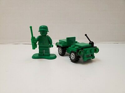 £7.06 • Buy Lego 30071 Toy Story 3- 1 Green Army Man And Army Jeep