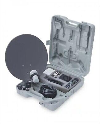 £48 • Buy New Boxed Moho Or Caravan Portable Satellite System