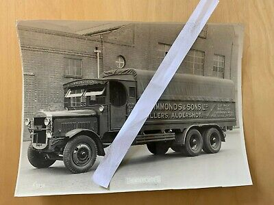 £9.99 • Buy Large Lorry / Truck Official Thornycroft Photo  - R.simmonds & Sons Ltd