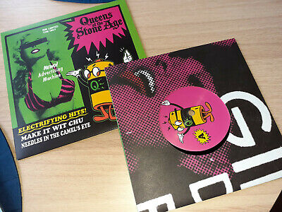 £5 • Buy Queens Of The Stone Age - Make It Wit Chu 7