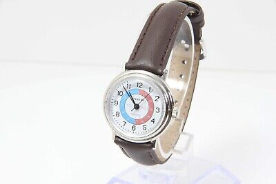 £15 • Buy Ladies/Teen/Child - Brown Leather - Watch - Time Indicator - Learning- Education