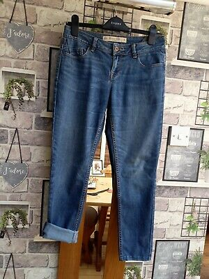 £0.99 • Buy Ladies Next Relaxed Skinny Jeans Size 8