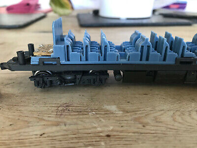 £2 • Buy Bachmann Br Class 158 Or 159 Dmu Dummy Driving Car Chassis And Interior With Bog