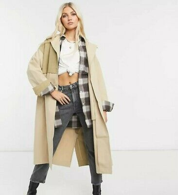 £9.99 • Buy Reclaimed Vintage Mac Bought From ASOS Size Medium. Brand New.