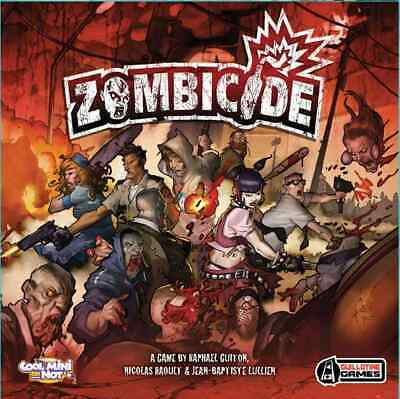 AU53.38 • Buy ZOMBICIDE Board Game 1st Edition (CMON) - Complete