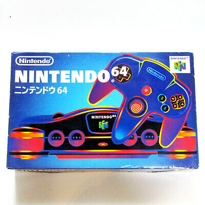 $ CDN38.40 • Buy Nintendo 64 Console With AV Cable Tested Working N64 NUS-001 Japan Retro Game