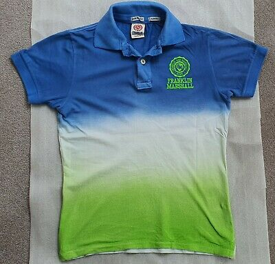 £20.99 • Buy Franklin Marshall Men's Slim Fit Polo Top. Made In Italy. Sz S
