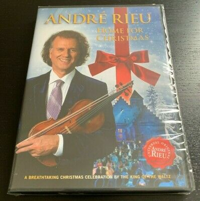 £11.95 • Buy Andre Rieu - Home For Christmas (DVD, 2012) - New & Sealed *FREE P&P*