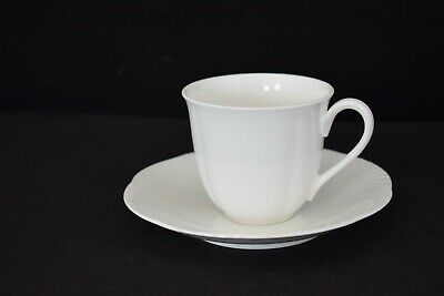 £5.99 • Buy Villeroy & Boch Arco Weiss Cup And Saucer