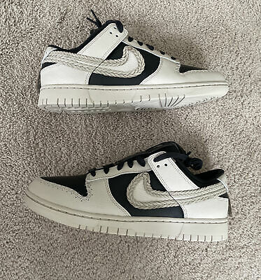 $ CDN328.22 • Buy Nike Dunk Low N7 By Lyle Thompson By You Size 9.5 ORDER CONFIRMED