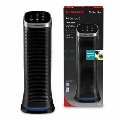 £328.99 • Buy Honeywell HFD323E2 Air Genius 5 Ifd Technology Air Purifier With Washable Filter