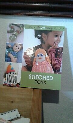 £3 • Buy Stitched Toys Book