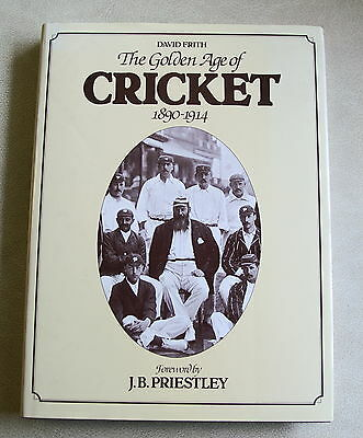 £25 • Buy Cricket Books.x 4 ,  Golden Age,of Cricket, Plus 3 More