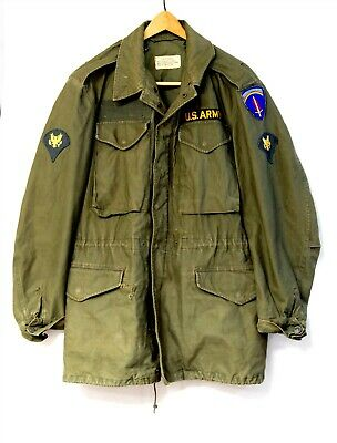 $39.95 • Buy Authentic Korean War Era US Army Europe & Africa Army M-1951 Specialist's Jacket