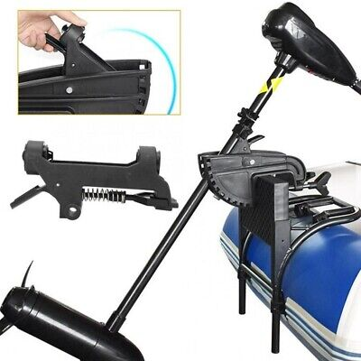 AU90.62 • Buy Portable Durable Outboard Motor Install Stand For Inflatable Boat Boat Accessory