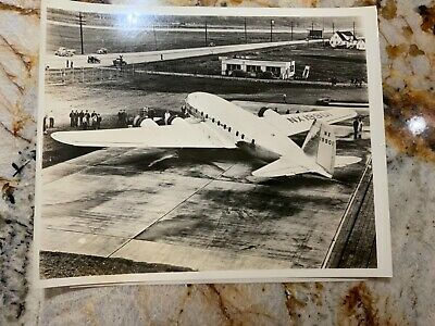 £17.86 • Buy Boeing S-307 Stratoliner Prototype Commercial Aircraft Test Photo #2155 Crashed