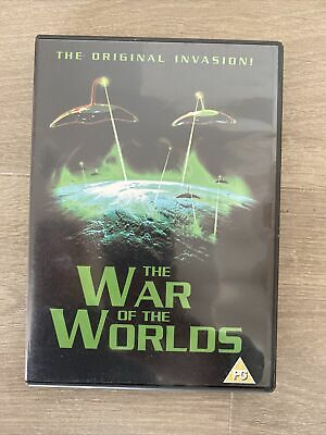 £5.60 • Buy The War Of The Worlds The Original Invasion! Pre-owned. Region 2. Free Postage!