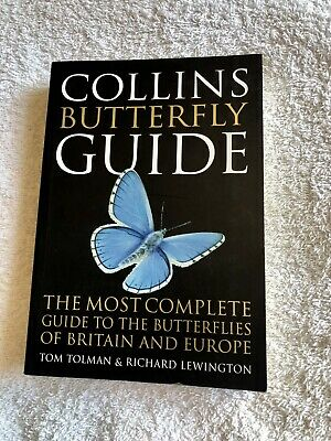 £10 • Buy Collins Butterfly Guide : The Most Complete Field Guide To The Butterflies Of UK