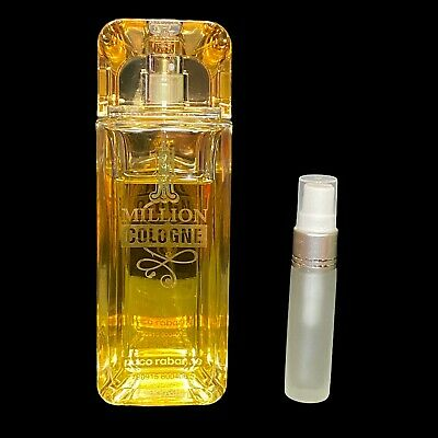 $ CDN17.34 • Buy 1 One Million Cologne 10ml Glass Travel Atomizer. Large Bottle Not For Sale