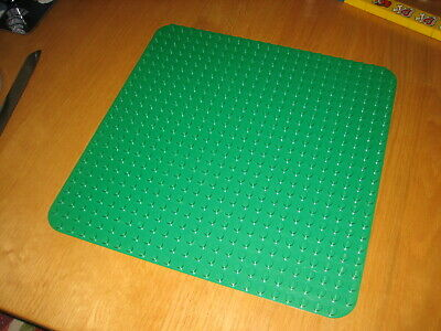 £4.99 • Buy Duplo Lego Vintage Base Boards One X 24 X 24 Peg & One 14 X 16 Peg See Pictures