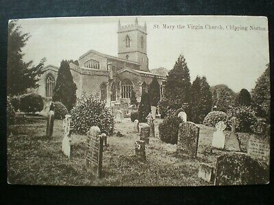 £2.45 • Buy Chipping Norton St. Mary The Virgin Church Oxfordshire Postcard