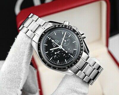 £3495 • Buy Omega Speedmaster Professional 42mm Moon Watch Chronograph Manual-Wound With Box