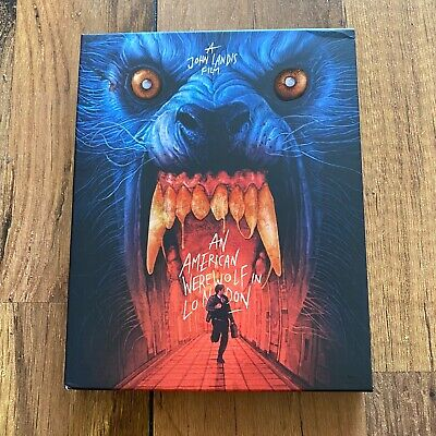 £59.99 • Buy An American Werewolf In London - 4K UHD - Blu-Ray - New 3 Disc Special Edition..