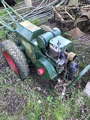 £360 • Buy Classic Vintage Trusty Tractor Driven Horticultural Machine