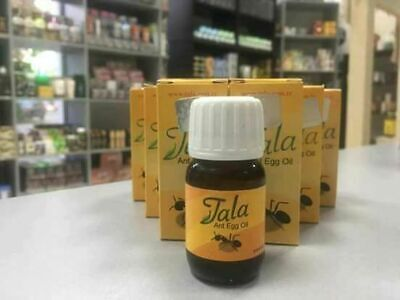 £17.99 • Buy 4 X 20 Ml  Tala Ant Egg Oil Permanent Hair Removal Reducing