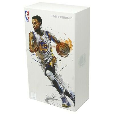 $240 • Buy Enterbay NBA Stephen Curry Motion Masterpiece 1/9 Scale Figure