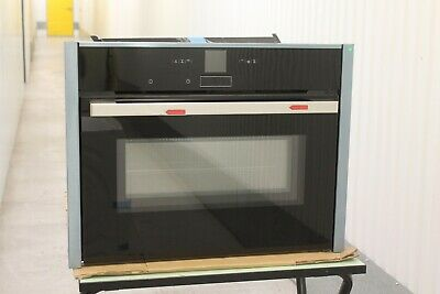 £595 • Buy Neff C17MR02N0B Built-in Combination Microwave Oven, Stainless Steel