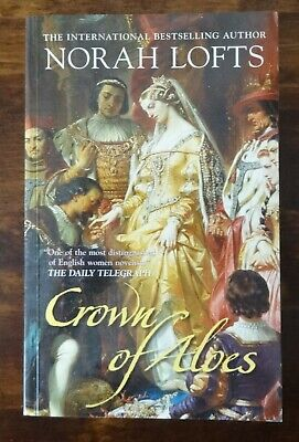 £5 • Buy Crown Of Aloes - Book By Norah Lofts