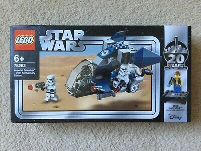 £38.95 • Buy LEGO Star Wars 75262 Imperial Dropship 20th Anniversary Edition NEW Fast Post