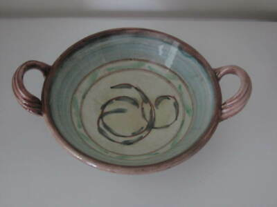 £8.50 • Buy Glyn Colledge Signed Handled Bowl. Denby. Stoneware.