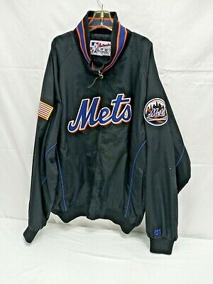 $79.99 • Buy Majestic Authentic Collection New York Mets Baseball Jacket Men's Size XL  # 61