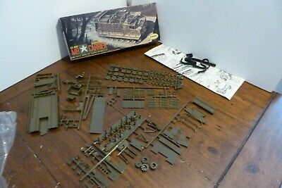 £34.99 • Buy Aurora Us Army M8 Munitions Carrier Model Kit