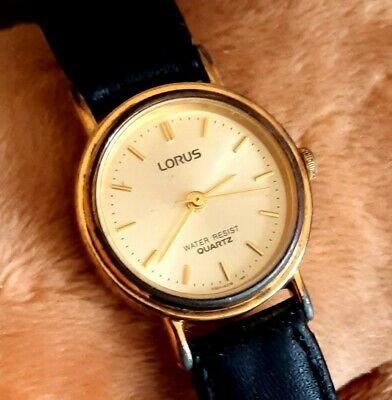 £4.95 • Buy Ladies Lorus By Seiko Quartz Watch. Working Perfectly. New Battery Fitted.