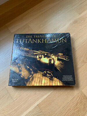 £21.08 • Buy The Treasures Of Tutankhamun Book In Case With Facsimile Documents King Tut