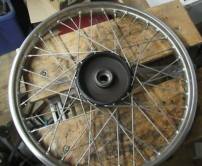 £150 • Buy Motorcycle Spoked Wheel Vintage Collectable Classic